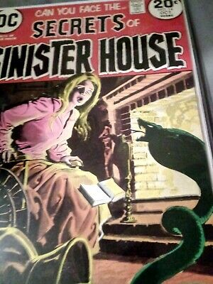Dc The Secrets Of Sinister House