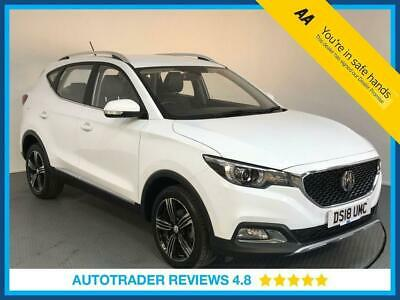 2018 18 Mg Mg Zs 1.0 Exclusive 5D Auto 110 Bhp