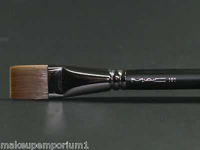 Mac 191 Square  Foundation Brush - New In Sleeve