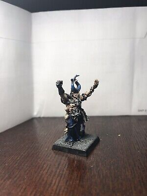 Warhammer Age of Sigmar Chaos Lord Slaves to Darkness OOP Metal