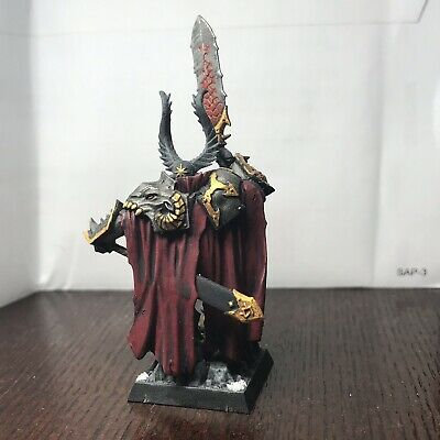 Warhammer Age of Sigmar Chaos Lord Slaves to Darkness OOP