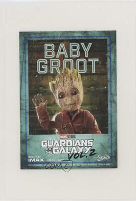 2017 Marvel AMC Guardians of the Galaxy Volume 2 Baby Groot Non-Sports Card 0ad