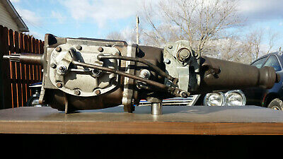 Ford 4-speed shifter 60-64 Galaxie Fairlane T10 transmission 427 406 390 352 289