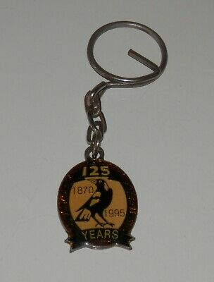 Port Adelaide Magpies 1870 - 1995 SANFL 125 Years Keyring