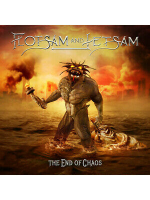 FLOTSAM AND JETSAM - The End Of Chaos * LP *
