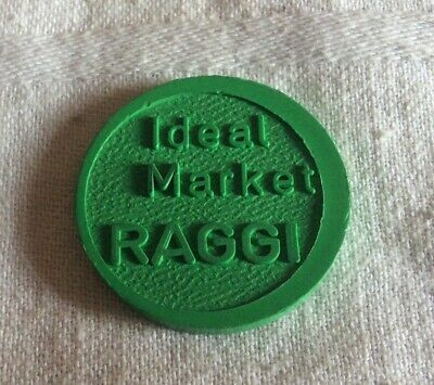 Gettone Ideal Market Raggi