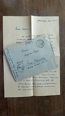 Stamps Cover Germany Reich Postal History Nice Lot Ip/0053