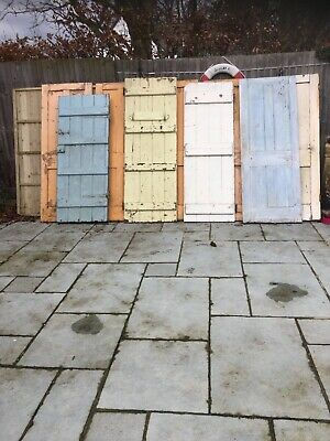 victorian pine doors dated 1874 from a house i refurbished doors sold seperatly