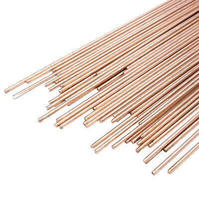 450g 3/32inch Gold Silicon Bronze Tig Welding Rods 91cm Long Rod 2mm Diameter 50