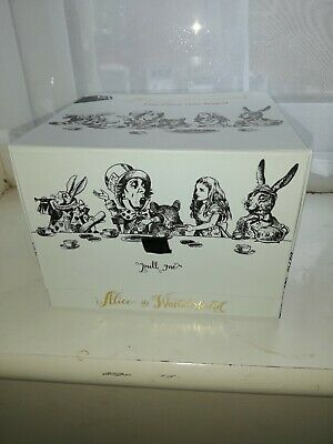 V&A Alice In Wonderland Mini Teapot. New