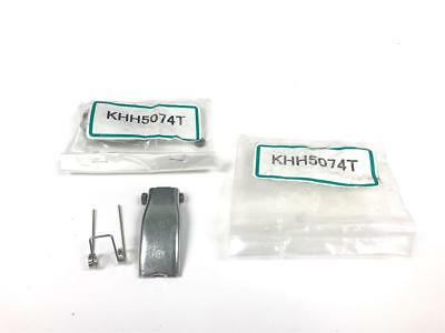 2pc OEM CM Columbus Mckinnon Lever Chain Hoist Hook Safety Latch Kit KHH5074T