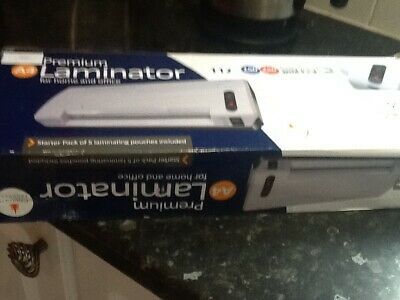 Premium A4 Laminator for home or office