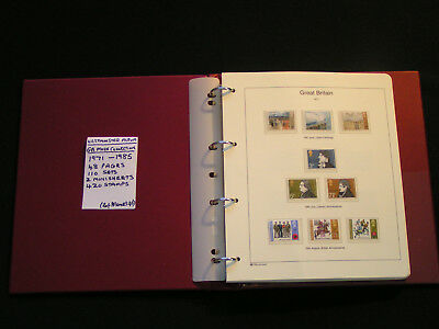 GB Mint FV £144+ 1971-1985 Commemorative Collection Westminster Album (WestS2/1)