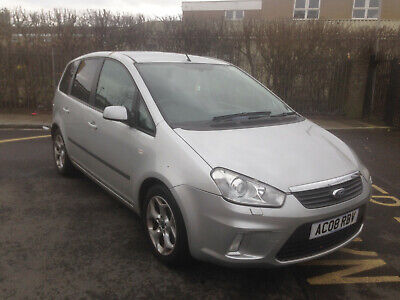 Low Mileage Only 43k 2008 Ford C-Max 2.0 Tdci Semi Auto