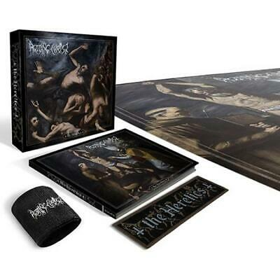 Rotting Christ - the Heretics Cd-Box #123471