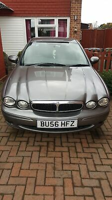 Jaguar X type diesel spares or repairs