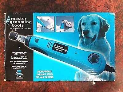 Grooming Kit Tools Nail Grinder Cat, Pet. Dog. Best Trimming Clipping