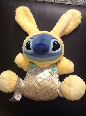 Disneys Stitch Dressed For Easter