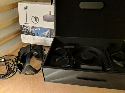 Oculus Rift VR Headset + Touch Virtual Reality System Bundle