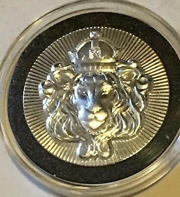 2 Troy Ounce 999 Silver Scottsdale Stacker Round - FREE SHIP & No Reserve
