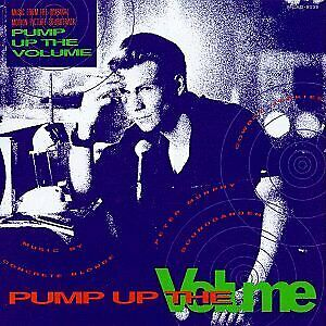 Soundtrack - Pump Up The Volume: Music From The Original  ** Free Shipping**