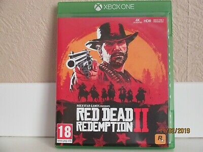 Red Dead Redemption II -- Xbox One