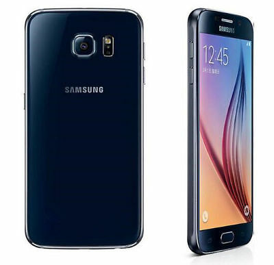 Samsung Galaxy S6 SM-G920V - 32GB - Black (GSM Unlocked)
