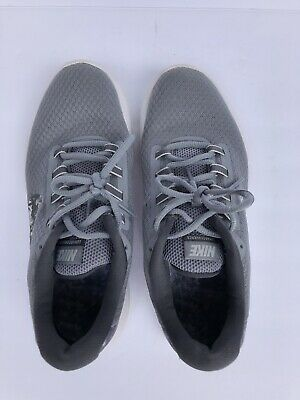 68bcbfd0f42c NIKE FLEX 2018 Run Womens Size 8.5 Gray and White Marble -  20.50 ...