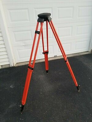 K & E Surveyor's Transit Tripod