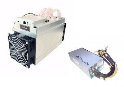 Bitmain Antminer asic L3+ 504MHs Litecoin+ miner with APW3++ PSU (NEW)