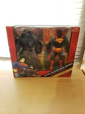 SDCC 2017 DC Comics Multiverse Batman The Dark Knight Returns Batman & Superman
