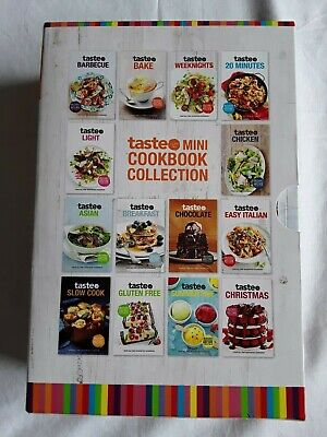Taste Mini Cookbook Collection (Box Set)