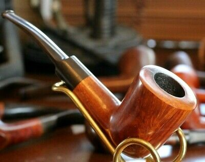 London Made Briar Estate Smoking Pipe #28