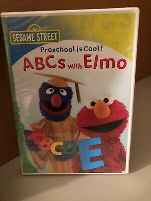 Sesame Street - Preschool Is Cool: Abcs with Elmo [New DVD] Dolby, Subtitled