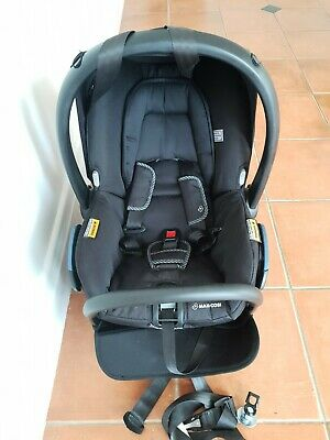 Maxi Cosi Citi Capsule - Black Raven - Great Condition