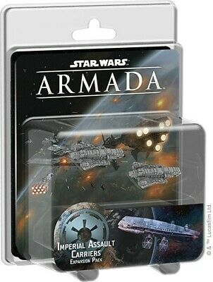 Star Wars: Armada Imperial Assault Carriers (Gozanti) Expansion Pack