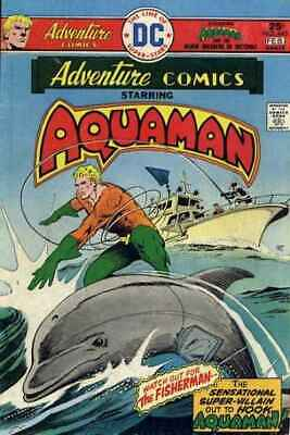 Adventure Comics (1938 series) #443 in Very Fine condition. DC comics [*yt]