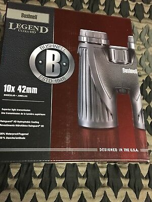 Bushnell Legend Ultra HD 10x42 Binoculars