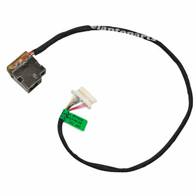 AC DC Power Jack socket Cable for HP Pavilion 799749-S17 799749-Y17 799749-F17