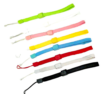 Genuine Nintendo Wii Wristband Lanyard Selection Wii U