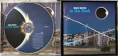 Roger Waters 2 Cd + Dvd Limited Edition - In The Flesh - Pink Floyd