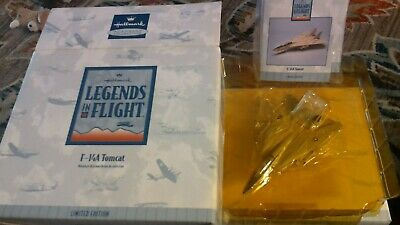 "Hallmark Legends in Flight Series ""F-14A Tomcat"" Limited Edition QHA1006 1999"