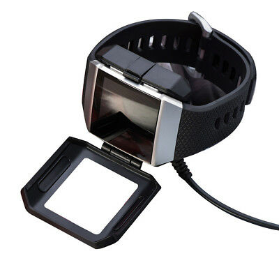 For Fitbit Ionic Smart Watch USB Charging Dock Cradle Fast Charger Cable Durable