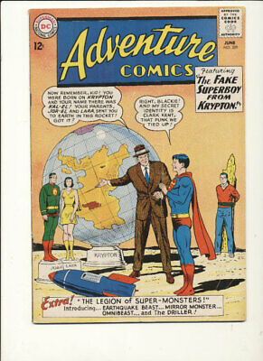 Adventure Comics (1938 series) #309 in Very Fine condition. DC comics [*lr]