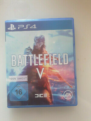 Battlefield 5 V PS4 | UNCUT | deutsche Version