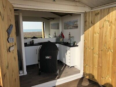 Beach Hut For Sale - In Sunny Worthing!