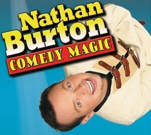 2 Vip Tickets To Nathan Burton Comedy Magic In Las Vegas