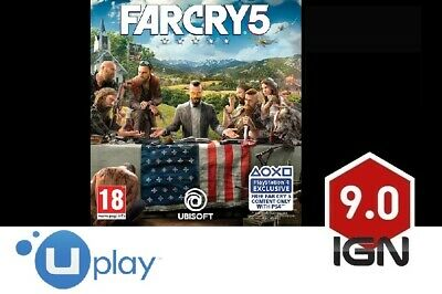Far Cry 5 [PC] UPlay Download Key - EUROPE ONLY