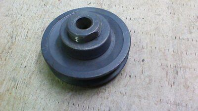 """Browning 1VL34-1/2 3x262 3-1/8"""" x 1/2"""" Smooth Bore Adjustable Pitch Pulley"""