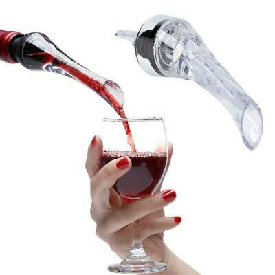 Upone Red Wine Aerator Pour Spout Bottle Stopper Decanter Pourer Aerating